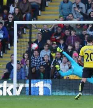 Cabaye sinks Watford