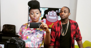 Davido and Yemi Alade