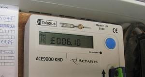 Smart pre-paid meter