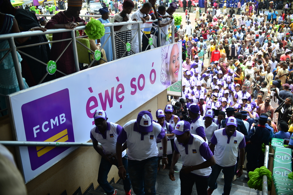 FCMB at Ojude Oba
