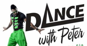 "Glo-sponsored ""Dance with Peter"""