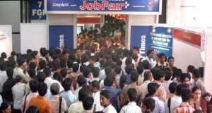 Indian job seekers