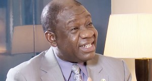 Prof. Chinedu Nebo, former Power Minister