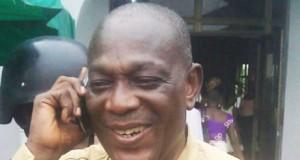 Sam-Inokoba, Bayelsa APC Guber candidate