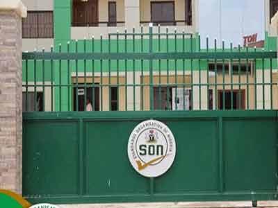 Image result for STANDARD  ORGANIZATION OF  NIGERIAN