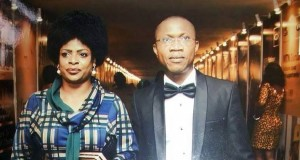 Steve and Oluwatoyin Nwosu