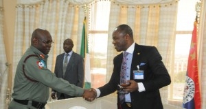 The CDS and NNPC GMD