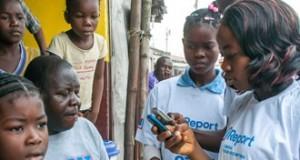 UNICEF U-Reporters