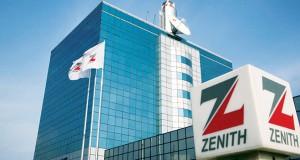 Zenith Bank Tower along Ajose Adeogun Street, Victoria Island, Lagos, Nigeria