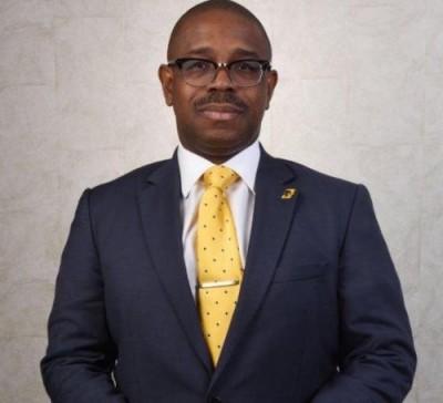 Gbenga Shobo, FirstBank Deputy Managing Director-designate