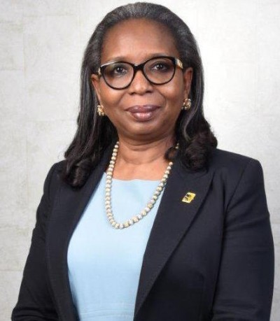 Ibukun Awosika , Chairman First Bank of Nigeria Ltd
