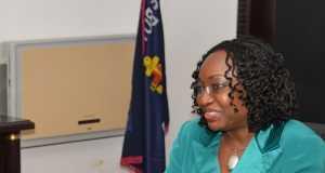 Acting Head of Service Winnie Oyo-Ita