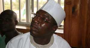 John Elias,, ex-Adamawa Commissioner