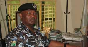 Assistant Inspector General of Police, AIG, Mbu Joseph Mbu,