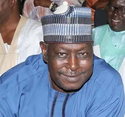 President Buhari Suspends SGF Babachir and DG NIA Oke
