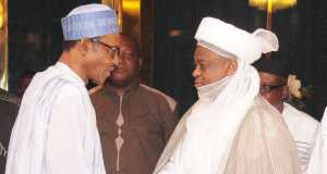 Buhari and Sultan