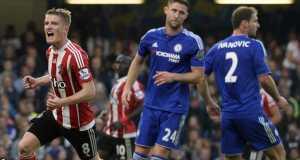 Chelsea and Southampton