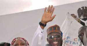 Gov. Idris Wada of Kogi