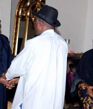 Jonathan and Alamieyeseigha