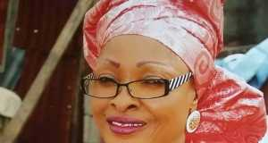 Executive Secretary, Apapa/Iganmu Local Council Development Area, Mrs Olufunmilayo Mohammed