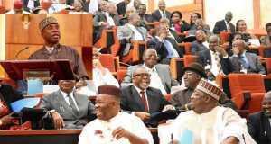 Senate-screen-ministers(Amaechi inset)