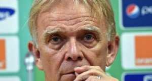 Coach Volke Finke