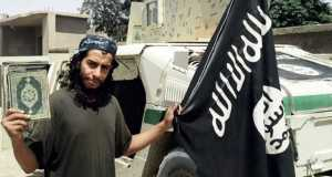 Abdelhamid Abaaoud- of IS