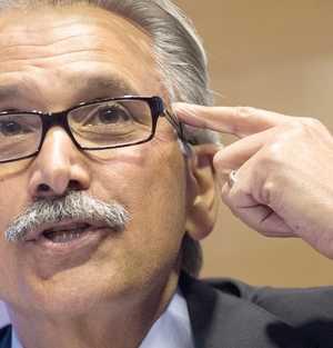 Chevron boss, Ali Moshiri,