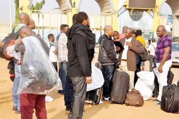 Image result for deported nigerians