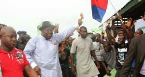 Dickson's campaign in Bayelsa