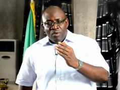 Governor Seriake Dickson