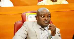 Lagos State House of Assembly Speaker, Mudashiru OBASA