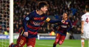 Messi returns with a bang