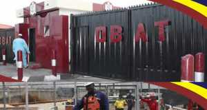 Obat Oil and Petroleum Limited Jetty