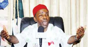 Ogbonnaya Onu, minister for Science and Technology