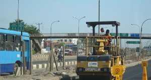 Road rehabilitation