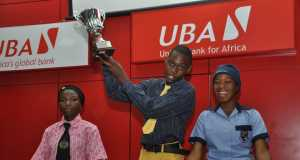 past winners of UBA Foundation national Essay Competition