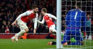 Arsenal vrs Sunderland