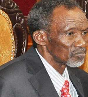 Chief Justice of the Federation (CJN), Justice Mahmud Mohammed