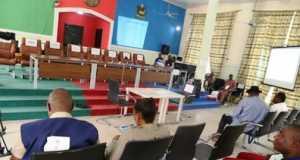 INEC Coalition centre, Yenagoa