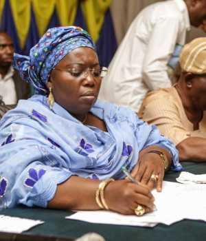 Dr. Idiat Adebule, Lagos Dep. Gov