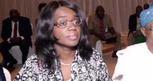 Finance Minister, Kemi Adeosun