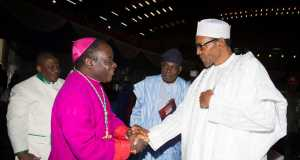 Father Kukah and President Buhari