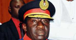 NSCDC Commandant General, Abdullahi Gana Muhammadu,