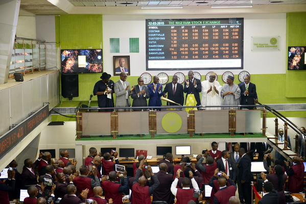 Image result for NIGERIAN STOCK EXCHANGE
