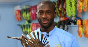 Yaya Toure, BBC African Footballer of the year
