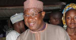 Abdullahi Dikko, former Customs boss