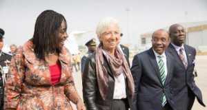 Adeosun,Lagarde and Emefiele
