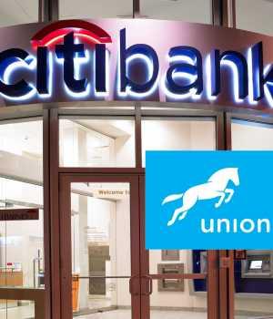 CitiBank(inset: Union Bank)