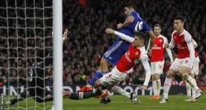 Diego Costa sinks Arsenal at Emirate